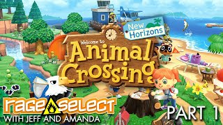 Animal Crossing: New Horizons - The Dojo (Let's Play) - Part 1
