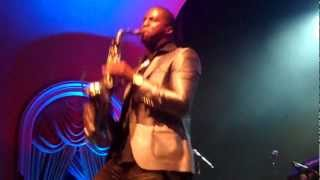 Eric Darius Performs Goin All Out Live  at the Napa Valley Jazz Getaway