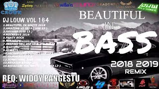 AMPUN DJ BASSNYA GILAAA.... DJ 2019 🔊 BREAKBEAT TERBARU  🔊REMIX 2019 🔊MIXTAPE BREAKBEAT DJ LOUW