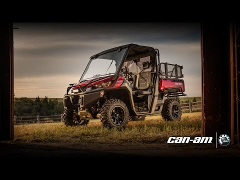 2016 Can-Am Defender HD8 in Roscoe, Illinois