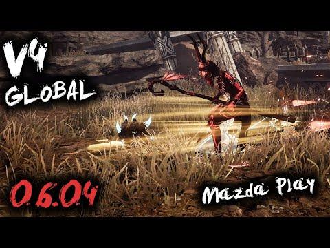 v4 СТРИМ В НОЧИ 1.115.000 БМ / V4 MAZDA PLAY MMORPG 2021