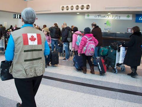 Беженство в Канаду. Как и где подаваться.