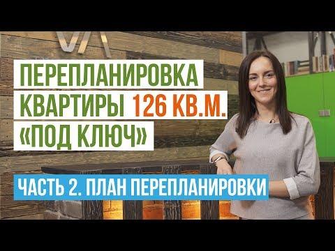 Перепланировка квартиры в ЖК Смольный проспект. Часть 2 - Разработка планировочного решения