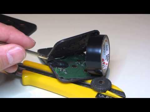 Renault KeyCard reparieren - Die ganze Wahrheit