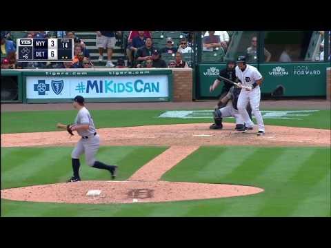 Full Yankees Tigers Brawl