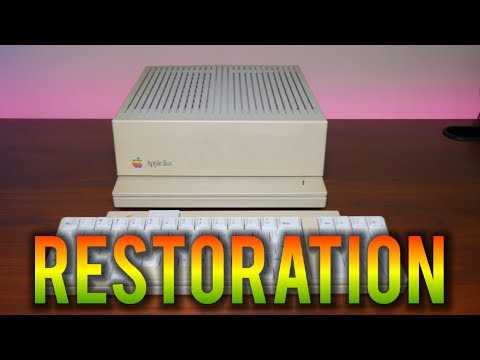 The Apple IIgs Restoration - When Retrobrighting goes wrong