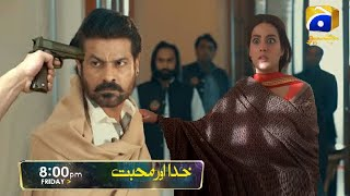 Khuda Aur Muhabbat 2nd Last Mega Episode  Huda Aur Muhabbat Episode 31 and 32 complete last episode