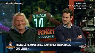 ¿Estará Neymar en el REAL MADRID la TEMPORADA QUE VIENE? ¡Los tertulianos SE MOJAN!