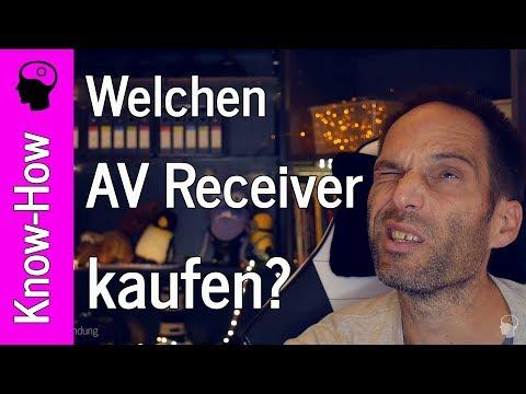 Worauf beim AV Reciever Kauf achten (HDMI, HDCP, ATMOS.....)?