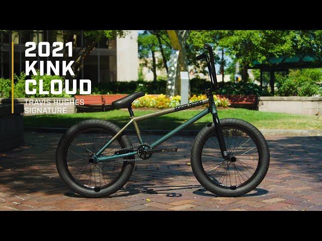 Видео Велосипед KINK Curb бирюзовый