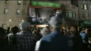 TV on the Radio - Dancing Choose on Letterman 16x9