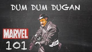 S.H.I.E.L.D.'s Strong Right Arm – Dum Dum Dugan