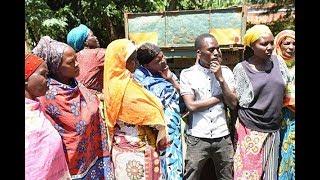 Horror of the killing fields of Matungu - VIDEO