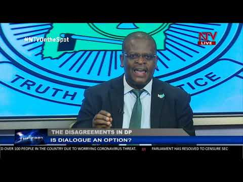 ON THE SPOT: Understanding the disagreements in DP