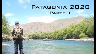 Patagonia 2020 - Truchas con mosca (Trout fly fishing) - Parte 1