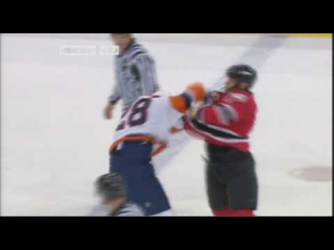 Tim Jackman vs Bryce Salvador