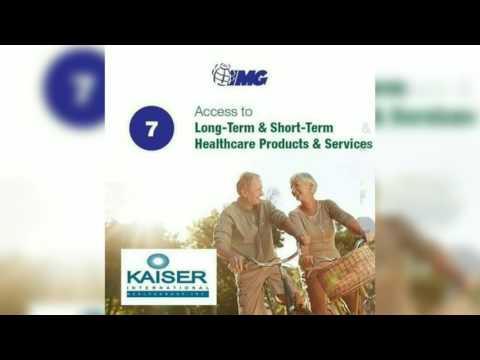 Video Top 18 IMG Membership Benefits