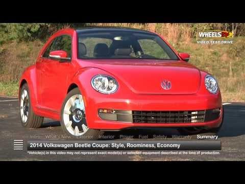 2014 Volkswagen Beetle Test Drive