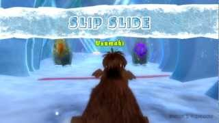 "Ice Age 4 : Continental Drift - Arctic Games Walkthrough : Part 1 - ""Slip Slide"""