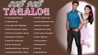 Rockstar, Aegis, Renz Verano, Men Oppose Greatest Hits : OPM Tagalog Love Songs Ever
