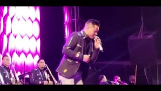 PERFECTA   Banda Los Recoditos (EN VIVO) ESTRENO Y DEBUT De Vocalista 1era Vez En Concierto