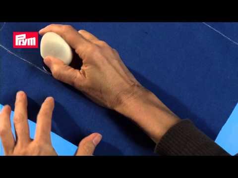 Rotella con gesso Prym per sarti Mouse dentata 610950 per fare linee, 610950 segnare marcare tessuti