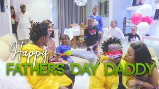 THIS IS HOW DIANA AND THE KIDS SURPRISED BAHATI ON FATHER'S DAY || DIANA BAHATI