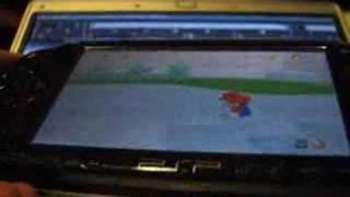 Daedalus R7 - N64 Emu on PSP