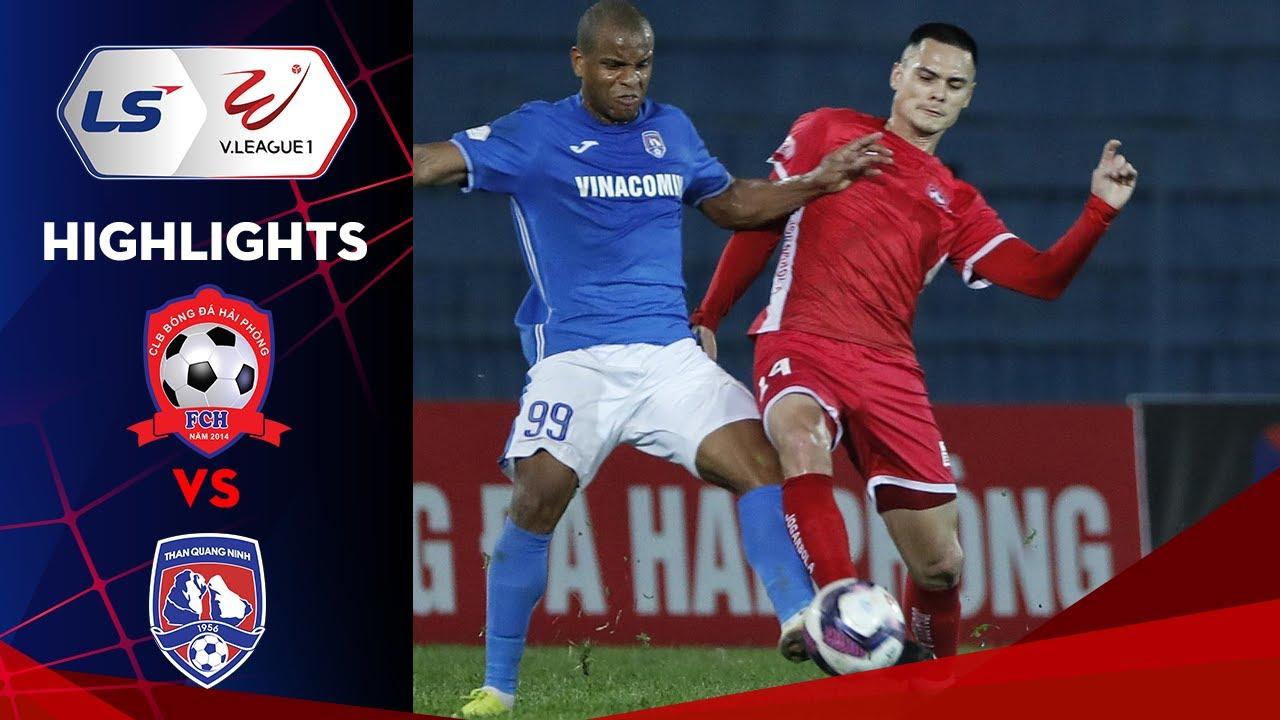 Highlights | Hải Phòng - Than Quảng Ninh | Eydison lập cú đúp giúp đội khách có 3 điểm