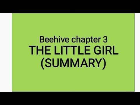 The Little Girl Class 9 - NCERT Book Beehive - English