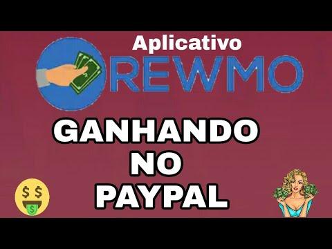 Como Ganhar Dinheiro Paypal App REWMO