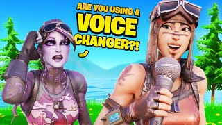 I TRIED TO VOICE TROLL A VOICE TROLLER?!?! | Chronic Juu