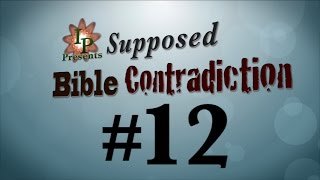 Supposed Bible Contradiction #12 (Who Was the 12th Disciple?)
