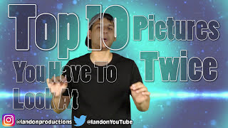 Top 10 Pictures You Have To Look At Twice – Part 28