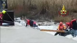 Weather Events 2019 - Torrential rains & flooding (Italy & Bosnia) - BBC News - 3rd February 2019