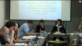 12. redna seja Občinskega sveta Občine Ljutomer - 1. del
