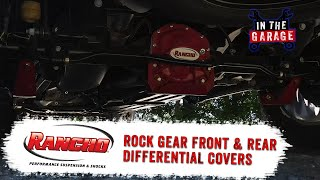 In the Garage Video: Rancho RockGEAR Differential Covers