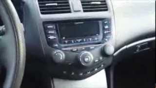 2003 Honda Accord Radio Repair - Part 1