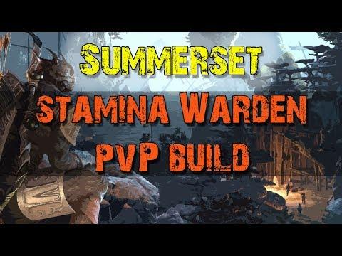 Stam Warden PVP build/tips and help  — Elder Scrolls Online