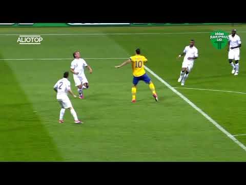 Yarı Vole Golü !
