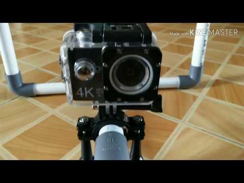 Stabilizer kamera  ! yu buat sendiri stabilizer kamera mudah dan murah kok
