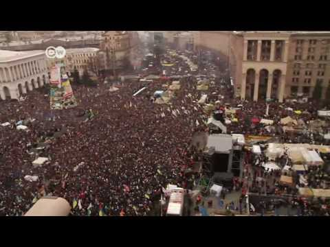 Continuan las protestas en Kiev   Journal