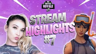 Fortnite Funny Moments - kenZ Stream Highlights #7