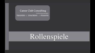 rollenspiele im assessment center - Rollenspiel Mitarbeitergesprach Beispiel