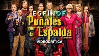Crítica 'PUÑALES POR LA ESPALDA' | Opinión