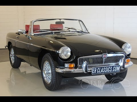 Video of '79 MGB located in Noord Brabant Offered by E & R Classics - LUV1