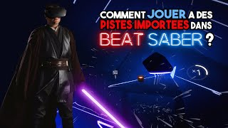 how to add custom sabers to beat saber oculus quest - TH-Clip