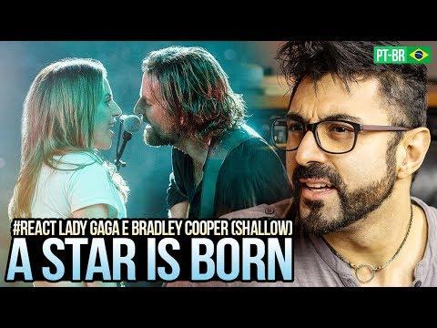 REAGINDO a Lady Gaga, Bradley Cooper - Shallow (A Star Is Born)