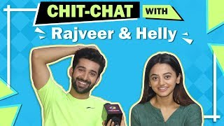 Chit Chat With Helly Shah And Rajveer Singh | Sufiyana Pyaar Mera