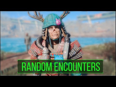 Fallout 4: 5 More Strange and Rare Random Encounters You May Have Missed in The Wasteland